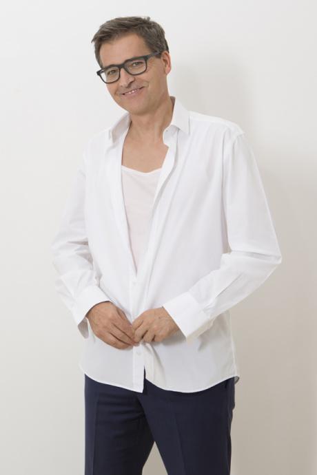 Comazo Lieblingswäsche, Unterhemd für Herren in rosa