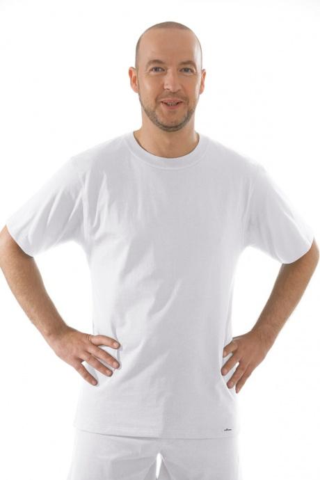 Comazo Unterwäsche, T-Shirt American Style in weiss - Vorderansicht