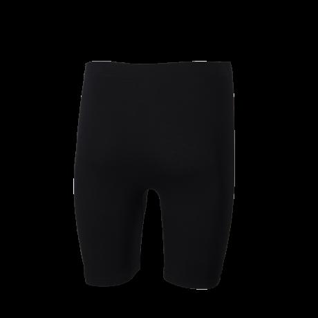 Comazo Funktionswäsche, Pants mit längerem Bein für Herren in schwarz - Rückansicht
