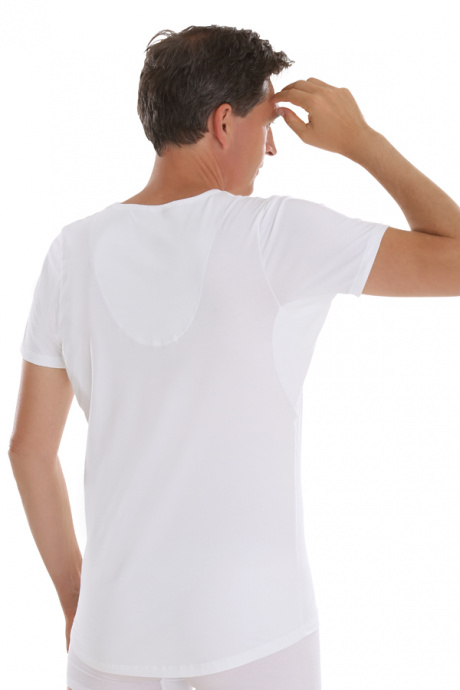 Comazo Lieblingswäsche, Business Shirt für Herren in weiss