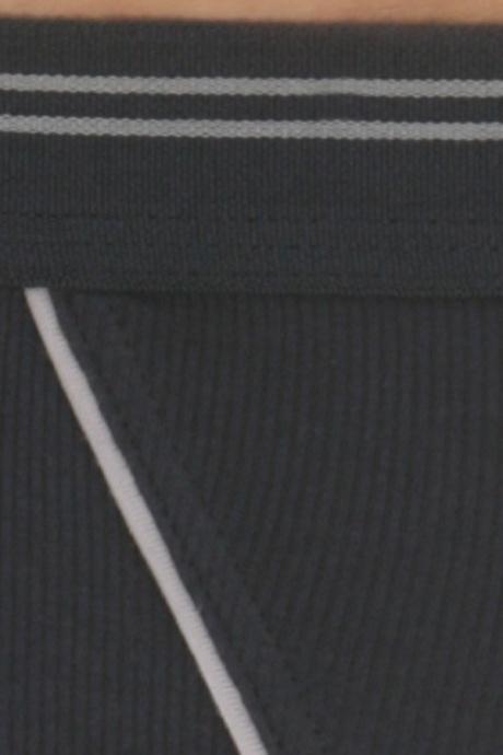 Comazo Biowäsche, Mini-Slip in navy - Detailansicht