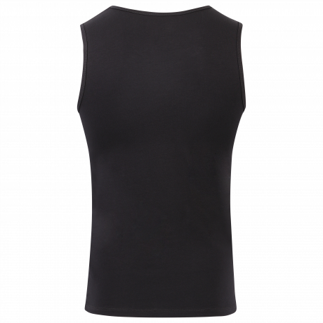 Comazo Lieblingswäsche Muscleshirt für Herren in schwarz