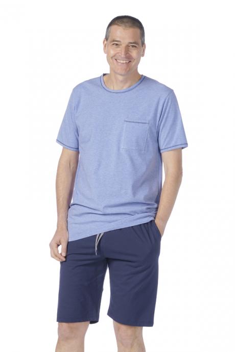 Comazo Biowäsche Herren Shorty kurz in jeans