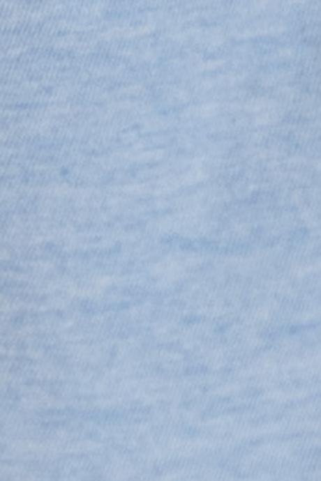 Comazo Lieblingswäsche Damen Nachtwäsche Schlafhose lang in blau-melange