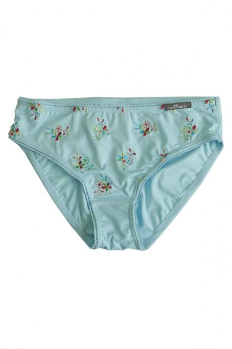 Comazo Unterwäsche, Slip für Mädchen, heaven - Vorderansicht