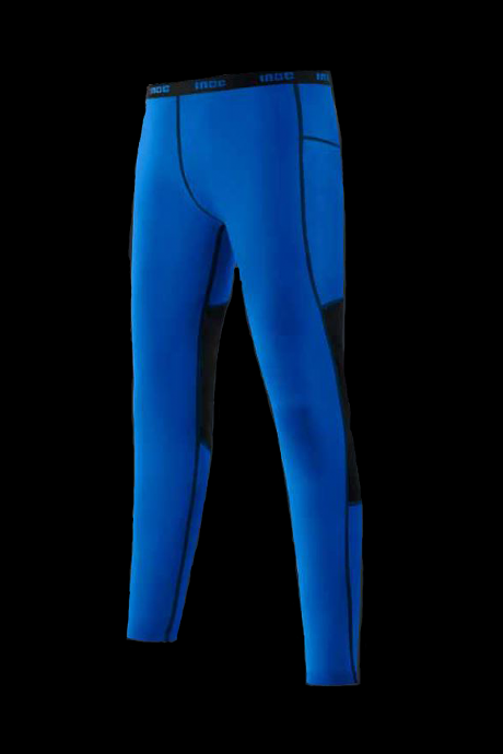 Comazo Lieblingswäsche, Unterhose lang Kinder, blau
