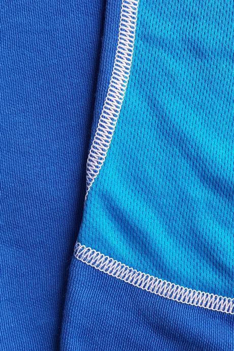Comazo Lieblingswäsche, Unterhose lang Kinder, jeansblau