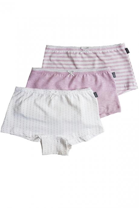 Comazo Lieblingswäsche Mädchen Hot Pants in rosa