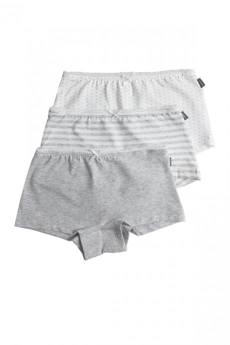 Comazo Lieblingswäsche Mädchen Hot Pants in grau