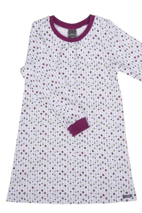 Comazo Nachtwäsche, Nachthemd für Mädchen in bedruckt