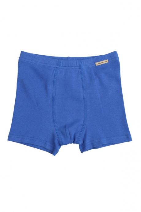 Comazo Biowäsche, Pants für Knaben in see - Vorderansicht