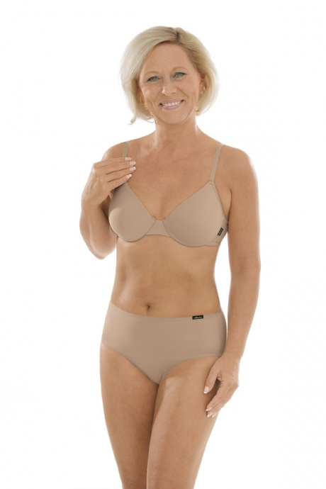 Comazo Unterwäsche, Spacer-BH für Damen in skin - Gesamtansicht