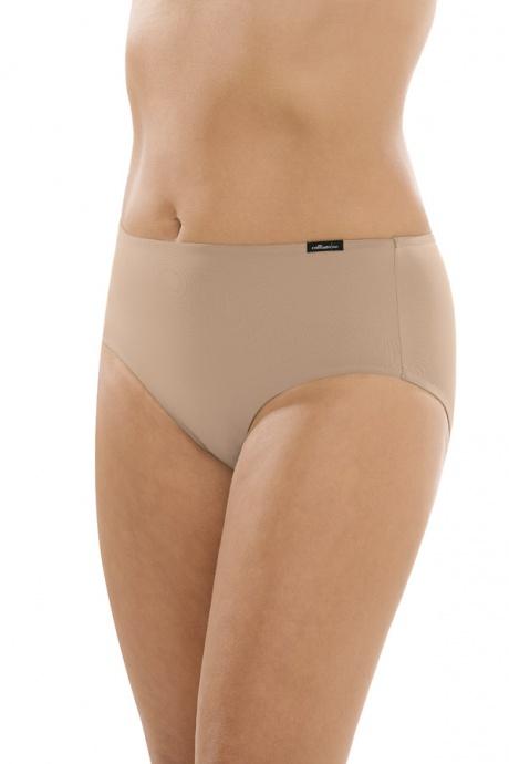Comazo Unterwäsche, Komfort-Slip für Damen in skin - Vorderansicht