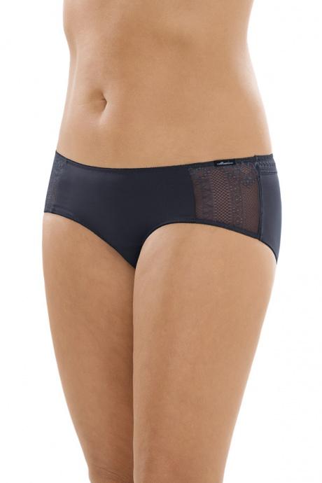 Comazo Unterwäsche, Hipster für Damen in blackblue - Vorderansicht