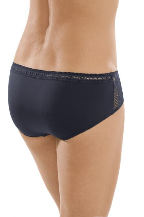 Comazo Unterwäsche, Hipster für Damen in blackblue - Rückansicht