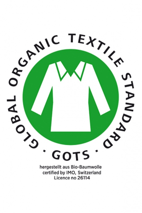 Comazo Biowäsche, GOTS zertifiziert