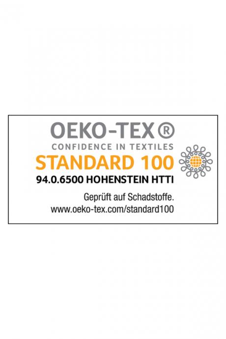 Comazo Lieblingswäsche Oekotex zertifiziert