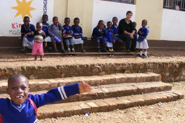 Hilfsprojekt für Uganda - Neues von Klemens