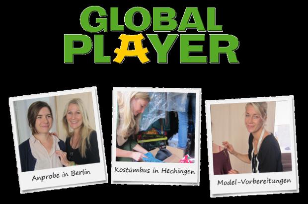 Lieblingswäsche für Global Player