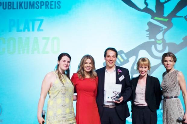 Fairtrade Award - die Verleihung