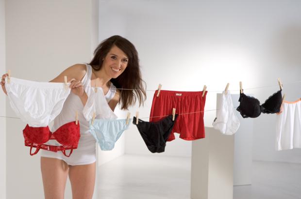 Das Wäsche ABC - Unterwäsche richtig waschen
