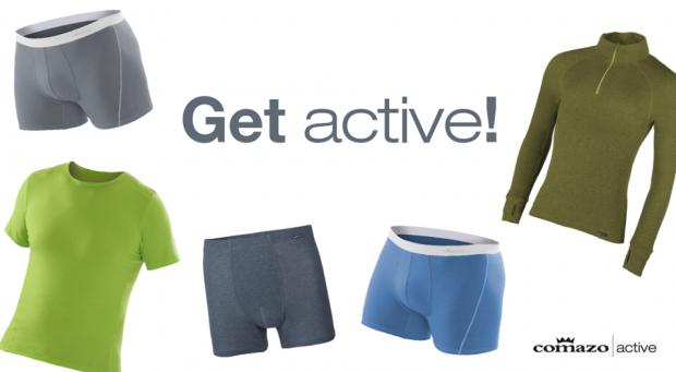 Funktionskleidung comazo|active