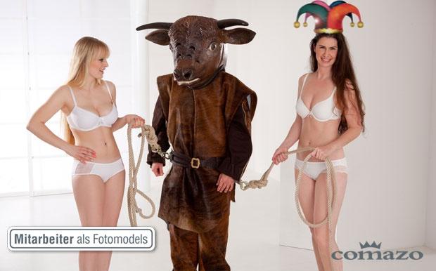 Fasching Karneval Comazo Conrad Maier zum Ochsen