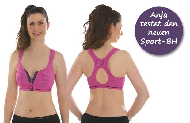 Pinker Comazo Sport-BH im Test