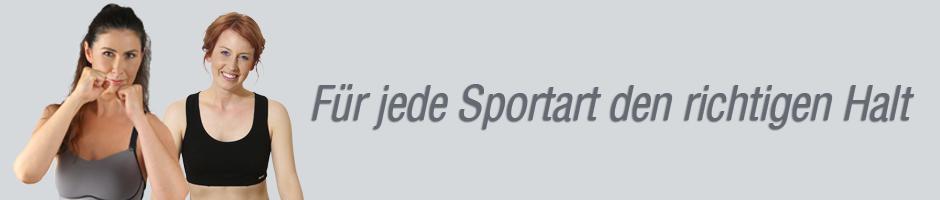 Comazo Sport-BH guter Halt für jede Sportart