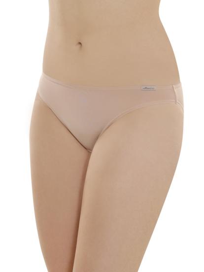 Comazo Unterwäsche, Mini-Slip für Damen in skin - Vorderansicht