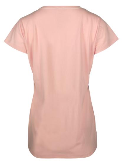 Comazo Lieblingswäsche Damen Shirt in lachs