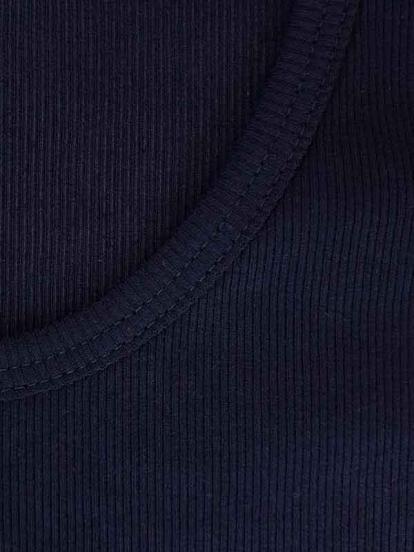 Comazo Lieblingswäsche Unterhemd für Damen in marine
