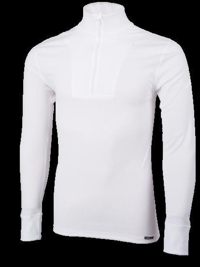 Shirt Troyerform, weiss
