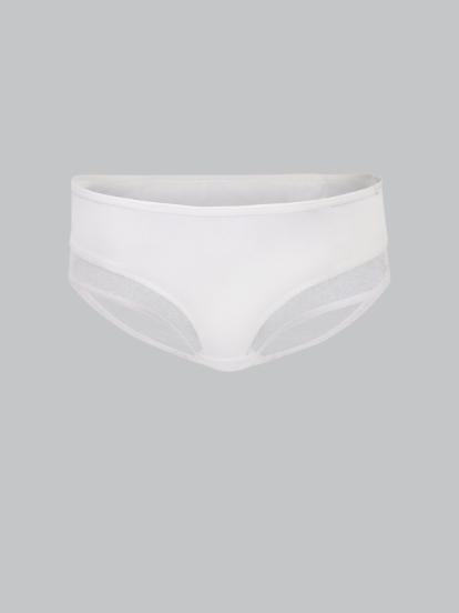 Comazo Biowäsche Damen Panty in weiss
