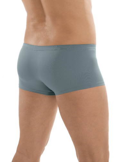 Comazo Unterwäsche, Pants in silber - Rückansicht