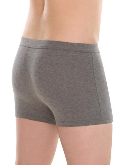 Comazo Biowäsche Pants für Herren in anthrazit-melange