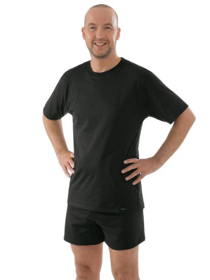 Comazo Unterwäsche, Boxer-Shorts in schwarz - Gesamtansicht