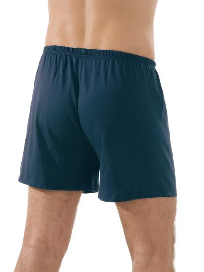 Comazo Unterwäsche, Boxer-Shorts in marine - Rückansicht