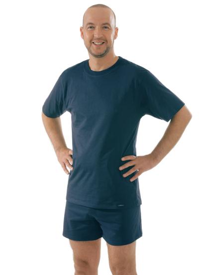 Comazo Unterwäsche, Boxer-Shorts in marine - Gesamtansicht