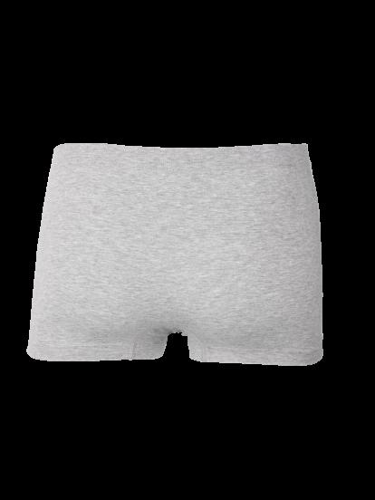 Comazo Funktionswäsche, Seamless Trunks in grau-meliert - Gesamtansicht