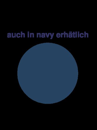 Comazo Lieblingswäsche Herren Homewear Jacke mit Kragen in navy