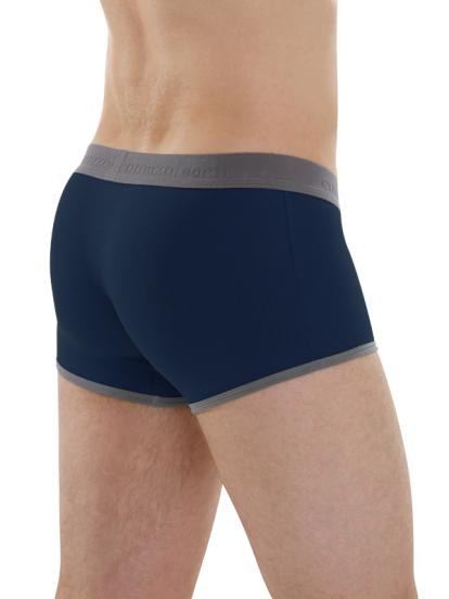 Comazo Biowäsche, Hip-Pants für Herren in navy