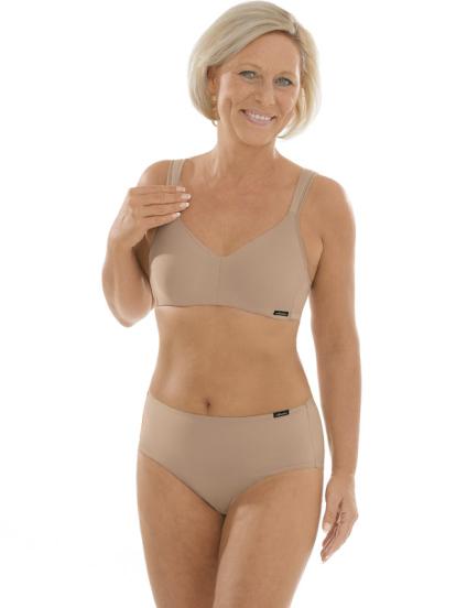 Comazo Unterwäsche, Komfort-BH für Damen in skin - Gesamtansicht