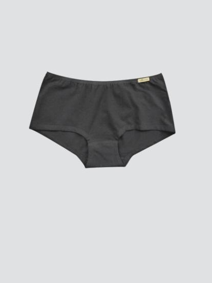 Comazo Biowäsche Damen Panty in schwarz