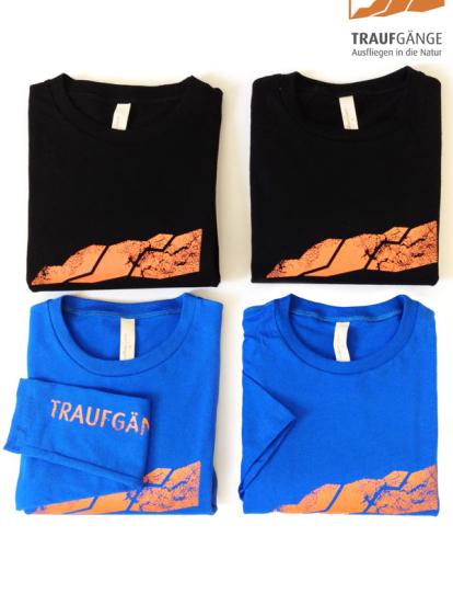Comazo Biowäsche, Wandershirts für Damen in schwarz und blau